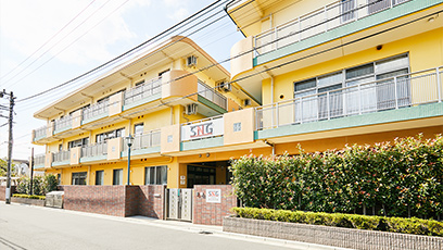 新日本学園の写真